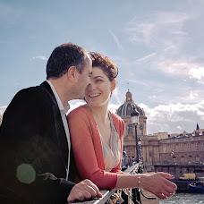 Wedding photographer Marine Poron (poron). Photo of 07.03.2014