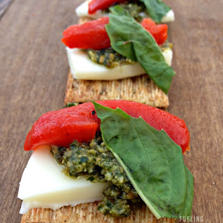 Triscuit Bruschetta