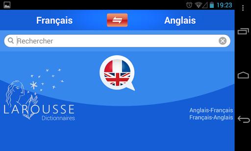 Screenshot for English-French dictionary in Hong Kong Play Store