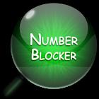 número bloqueador icon