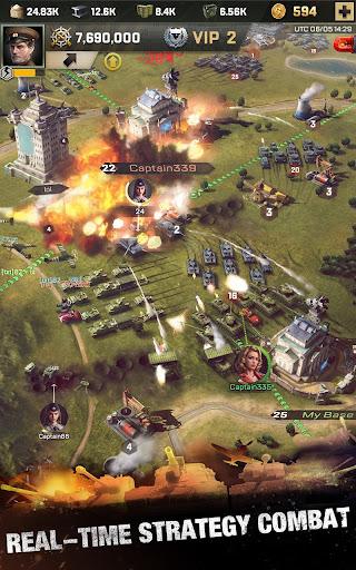 Kiss of War screenshots 20