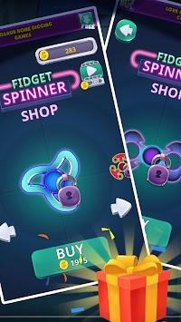 TapGame - Fidget Spinner Hand apk screenshot