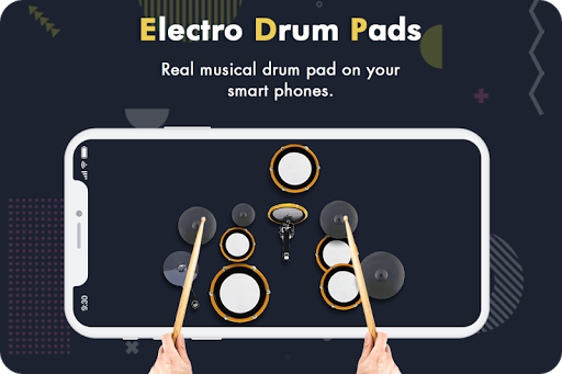 Electro Music Drum Pads: Real Drums Music Game hack tool
