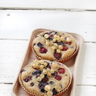 Terhune Orchards and a Blackberry and Blueberry Buckle Cake