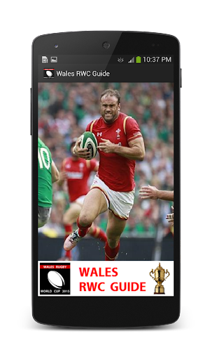 Wales RWC Guide