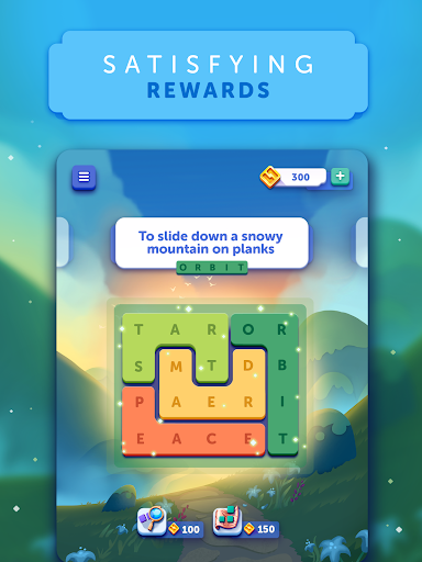 Word Lanes - Relaxing Puzzles 1.0.0 screenshots 13
