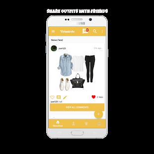 Virtualrobe (Your Virtual closet) - náhled