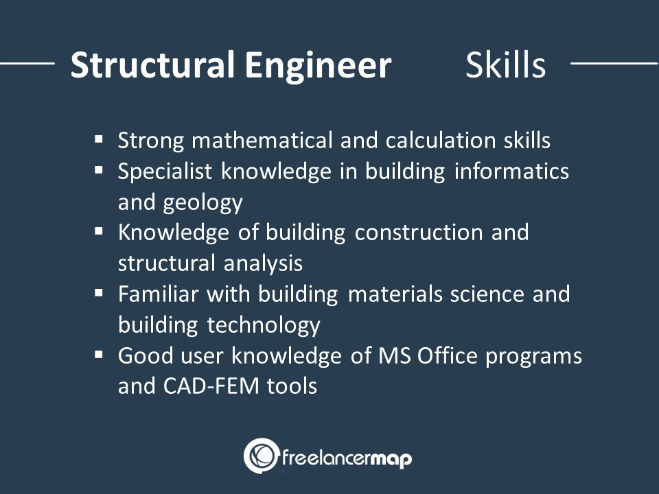 Structural Engineer - Skills Required