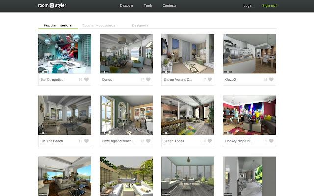 . Roomstyler 3D planner   Chrome Web Store