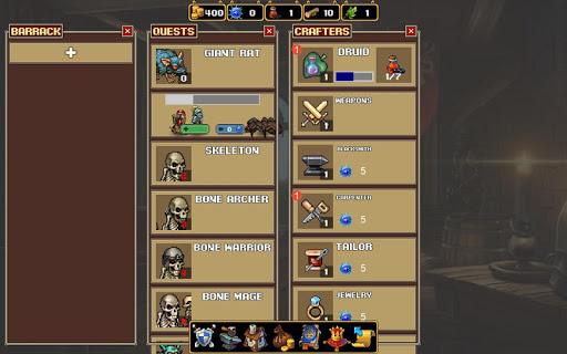 Royal Merchant: Shop Sim RPG 0.860 screenshots 17