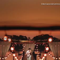 Fotógrafo de casamento Fernando Lima (fernandolima). Foto de 29.09.2017
