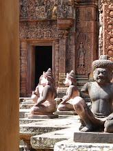 Photo: Banteay Srei