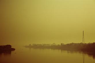 Photo: River Yamuna, Agra