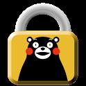 くまモンのアプリロック icon