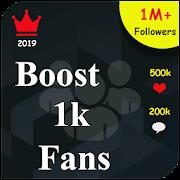Tiko Fans : Tik Booster - Followers && Fans && Likes