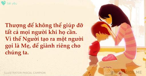 goi ngan loi yeu thuong den me hinh 1