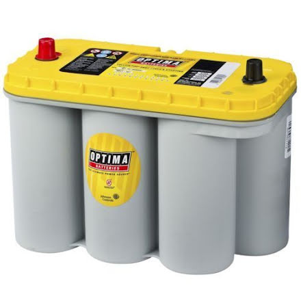 Optima YellowTop Batteri 75Ah