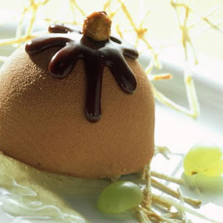 Choco Nut Ice Cream Bombe