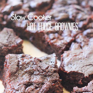 Hot Fudge Brownies... A Slow Cooker