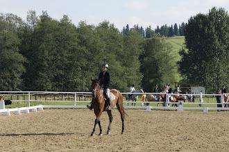 Photo: Patrycja Metryka na koniu KATANI