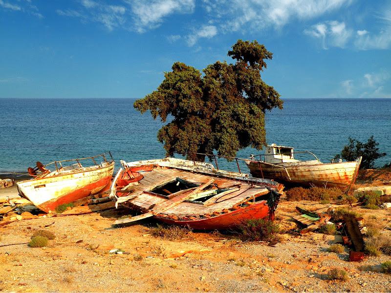 Le 3 barche di GabrieleT