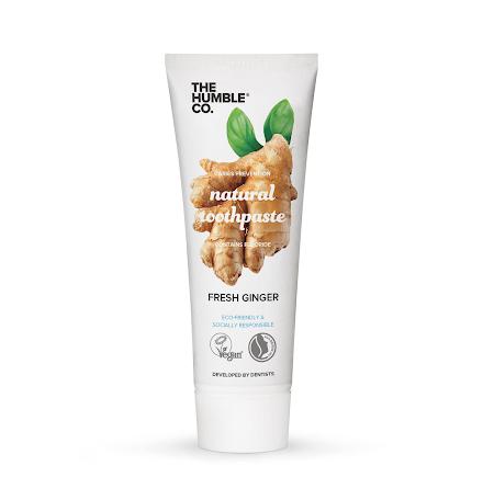 Naturlig tandkräm - Ingefära, 75 ml