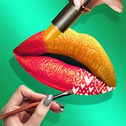 Lips Done! Satisfying 3D Lip Art ASMR Game