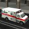 Big City Ambulance Parking 3D 1.0 Apk