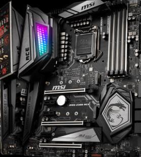 best RGB motherboard for i9 9900k , MSI MEG Z390 ACE LGA1151