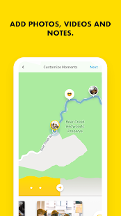 Download Relive: Run, Ride, Hike & more APK