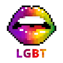 LGBT Color by Number for Adults icon