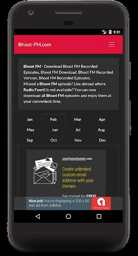Download Bhoot-fm | Radio Furti app | All Episods Google