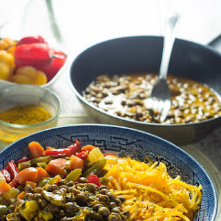 Pigeon Pea Coconut Curry