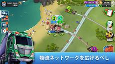 Transit King Tycoon - 夢の帝国を築きましょう。 新しい都市と島を開きます。のおすすめ画像1