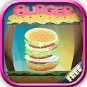 American Hamburger Game icon