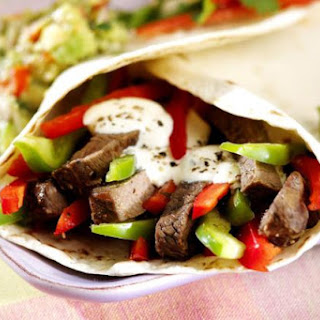 Dinner Tonight - Easy Steak Fajitas