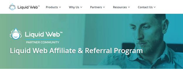 Liquid Web affiliate marketing program