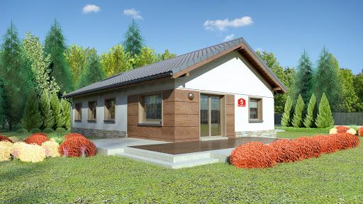 projekt Dom przy Przyjemnej 5