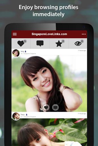 SingaporeLoveLinks - Singapore Dating App 3.1.5.2411 screenshots 6