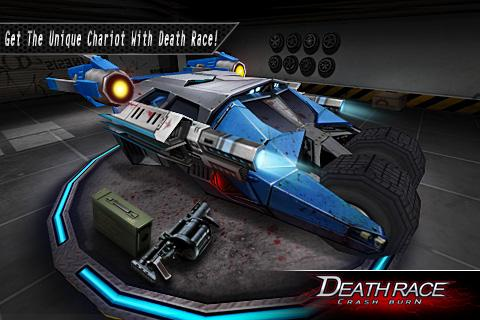 Fire Death Race:Crash Burn screenshots 5
