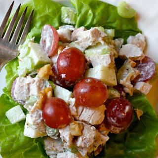 Turkey Waldorf Salad Recipes