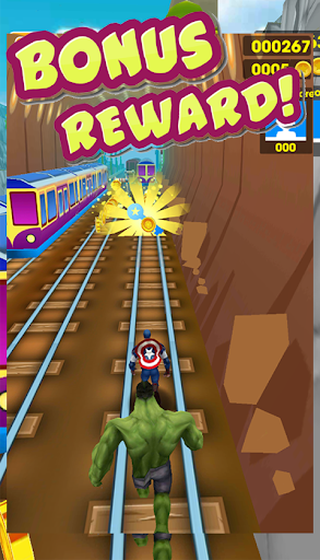 Subway Captain Runner 2018 1.89.7 screenshots 4