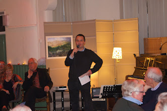 Photo: Peter Gilbert - Village Hall Chairman