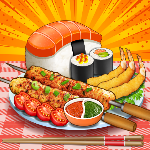 Cooking Max - Mad Chef's Restaurant Games
