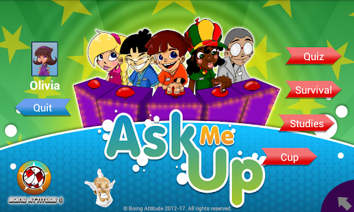 AskMeUp Quiz- screenshot thumbnail