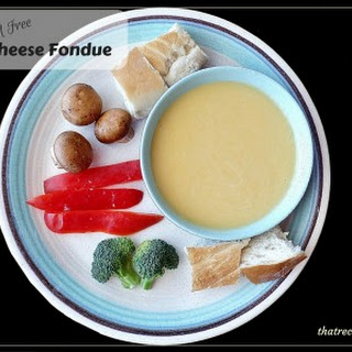 Alcohol Free Cheese Fondue