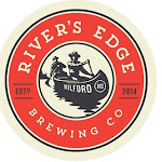 Logo for River's Edge Brewing Company