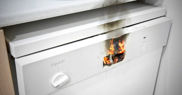 More Than 550,000 Dishwashers Are Being Recalled Due to Fire Hazard