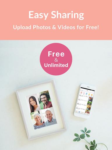 Family Album Mitene: Private Photo & Video Sharing  screenshots 7