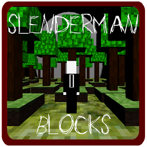 Slenderman Blocks for PC and MAC